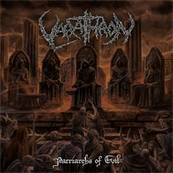 VARATHRON - Patriarchs of Evil DIGIPAK