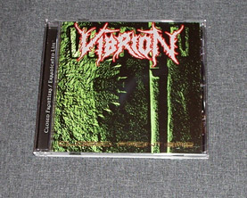 VIBRION - Closed Frontiers CD