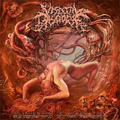 VISCERAL DISGORGE - Slithering Evisceration CD