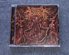 VISCERAL DISGORGE - Ingesting Putridity CD