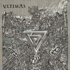 VLTIMAS - Something Wicked Marches In - col. LP<br>--Pre-Order--