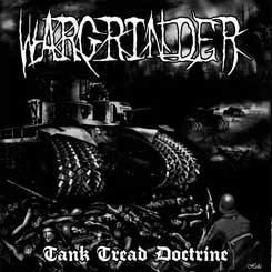 WARGRINDER – Tank Tread Doctrine CD