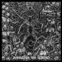 WAR POSSESSION - Doomed to Chaos CD