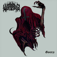 "WITCHBONES ""Goety"" CD"